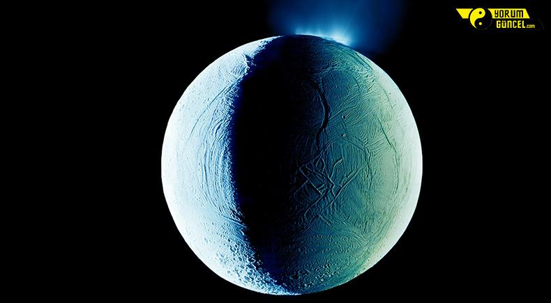 Enceladus Uydusu 'nda yaşam mümkün mü?