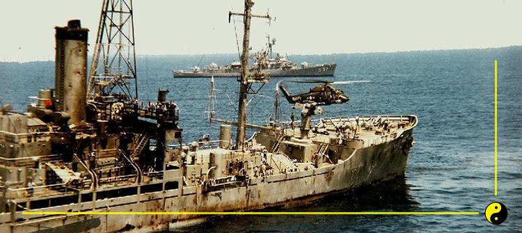 USS Liberty Saldırısı: İsrail ile ABD'yi savaşın eşiğine getiren olay
